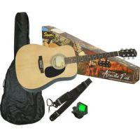 Cheap Acoustic Guitar Pack
