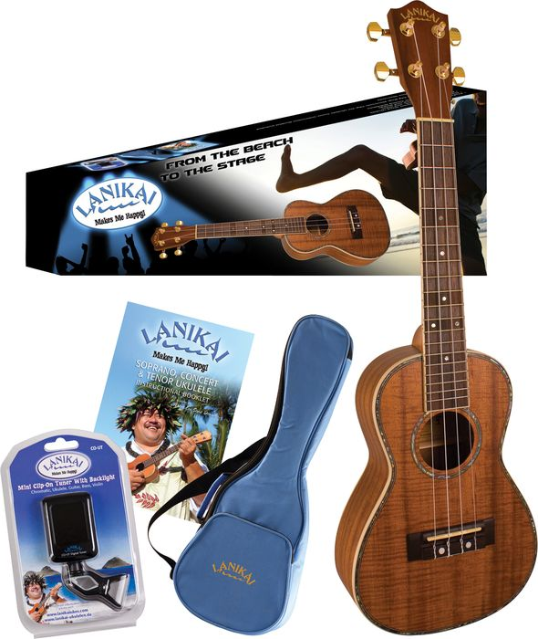 Click to buy Lanikai Ukulele: LPK-C Concert from Musician's Friends!