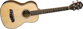 Click to buy Oscar Schmidt Ukulele: OU53S Baritone Ukulele from Musician's Friends!