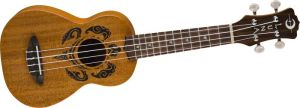 Click to buy Luna Guitars: Hono Soprano Ukulele from Musician's Friends!