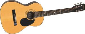 Click to buy Hohner Acoustic Guitar: HW03 3/4 Size Child Guitar from Musician's Friends!