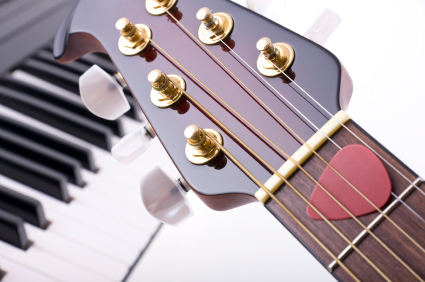 Tuning Acoustic Guitar