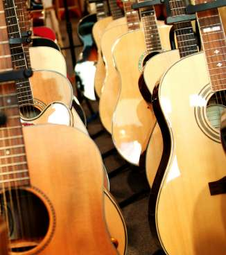 Acoustic Guitars for Sale