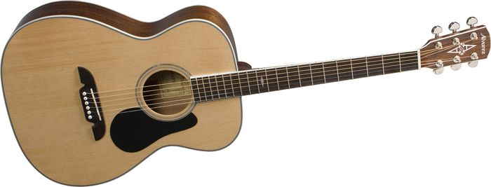 Click to buy Alvarez Guitars: AF410 Grand Concert Folk from Musician's Friends!