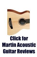 Martin Acoustic Guitar Reviews