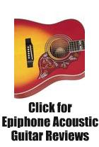 epiphone acoustic guitar reviews