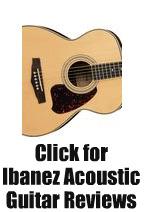 Ibanez Acoustic Guitar Reviews