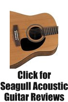 Seagull Acoustic Guitar Reviews