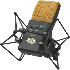 Guitar Microphones: CAD Equitek e100 Condenser Microphone