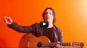 Cheap Acoustic Guitar Video