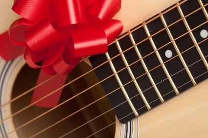 How To Buy A Gift Guitar
