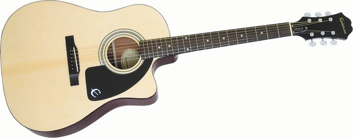 Click to buy Epiphone Acoustic Electric: AJ-100CE from Musician's Friends!