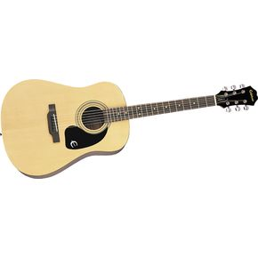 Epiphone Acoustic Guitar: DR-100