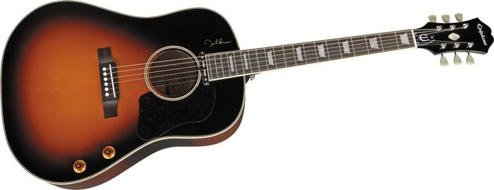Click to buy Epiphone Acoustic Electric: EJ-160E John Lennon from Musician's Friends!