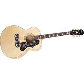 Click to buy Epiphone Acoustic Guitar: EJ-200 from Musician's Friends!