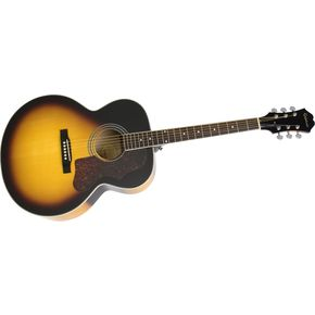 Click to buy Epiphone Acoustic Guitar: Limited Edition EJ-200 Artist from Musician's Friends!