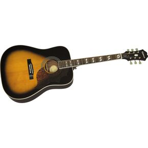 Click to buy Epiphone Acoustic Guitar: Limited Edition Hummingbird from Musician's Friends!
