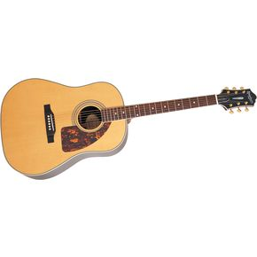 Click to buy Epiphone Acoustic Guitar: Masterbilt AJ-500R Advanced Jumbo from Musician's Friends!