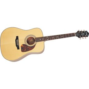 Click to buy Epiphone Acoustic Guitar: Masterbilt DR-500M Dreadnought from Musician's Friends!