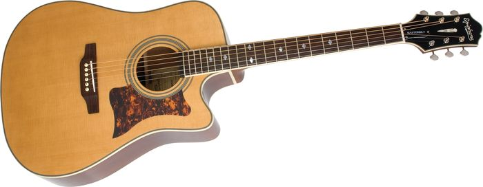 Click to buy Epiphone Acoustic Electric: Masterbilt DR-500MCE from Musician's Friends!