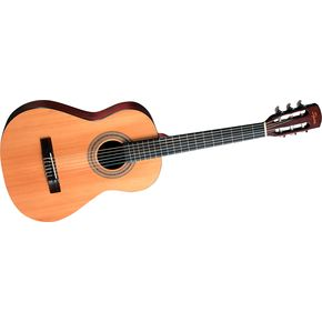 Click to buy Fender Acoustic Guitars: Squier MC-1 Mini Classical from Musician's Friends!
