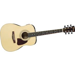 Click to buy Ibanez Acoustic Guitar: Daytripper Series DT100E from Musician's Friends!