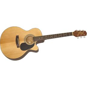 Click to buy Takamine Guitars: Jasmine S34C NEX Cutaway from Musician's Friends!