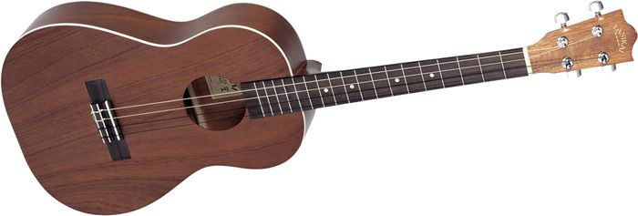 Click to buy Lanikai Ukulele: LU-21BE Baritone AE from Musician's Friends!