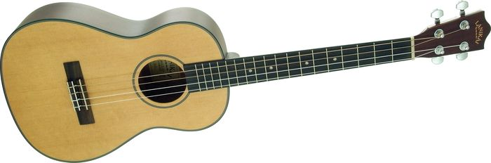 Click to buy Lanikai Ukulele: S-B Solid Spruce Series Baritone from Musician's Friends!