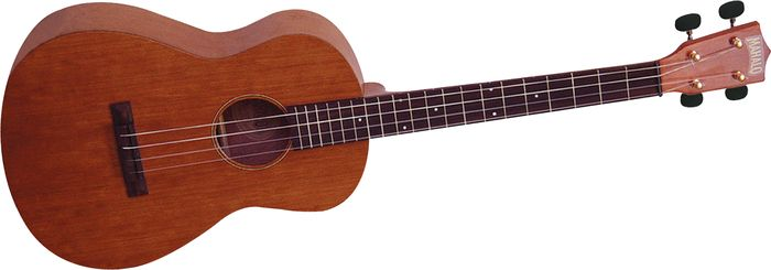 Click to buy Mahalo Ukulele: U-320B Deluxe Baritone from Musician's Friends!