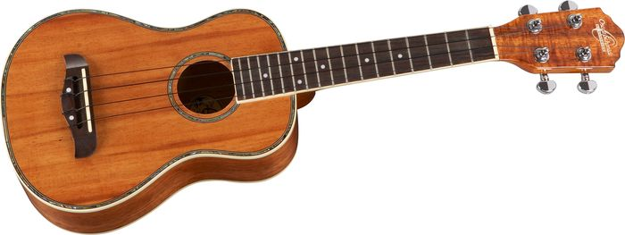 Click to buy Oscar Schmidt: OU5 Concert Koa Ukulele from Musician's Friends!