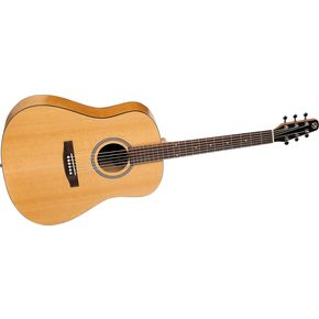 Click to buy the Seagull Cedar Slim Dreadnought from Musician's Friends!