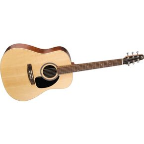 Click to buy Seagull Guitars: Coastline Series S6 Dreadnoughtfrom Musician's Friends!