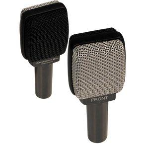 Guitar Microphones: Sennheiser E609 Silver Dynamic