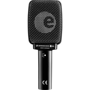 Guitar Microphones: Sennheiser Evolution E906 Dynamic Guitar Amp Microphone