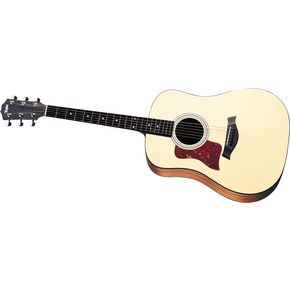 Click to buy Taylor Acoustic Guitars: 110 Left-Handed Dreadnought from Musician's Friends!