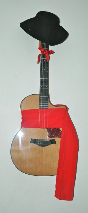 Taylor 714ce Koa- Fall Ltd Edition 2009