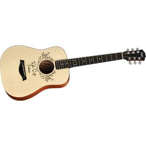Taylor Acoustic Guitars Swift Signature 3 4 Size Dreadnought