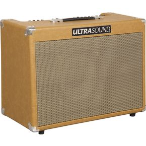 Click to buy Acoustic Guitar Amps: UltraSound Pro-250 250W Triamped from Musician's Friends!