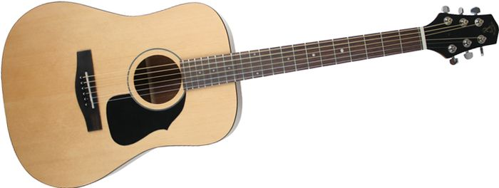 Voyage Air VAMD-02 Travel Guitar