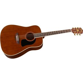 Click to buy Washburn Acoustic Guitars: WD100DL Dreadnought from Musician's Friends!