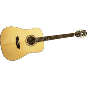 Click to buy Washburn Acoustic Guitars: WD10S Dreadnought from Musician's Friends!