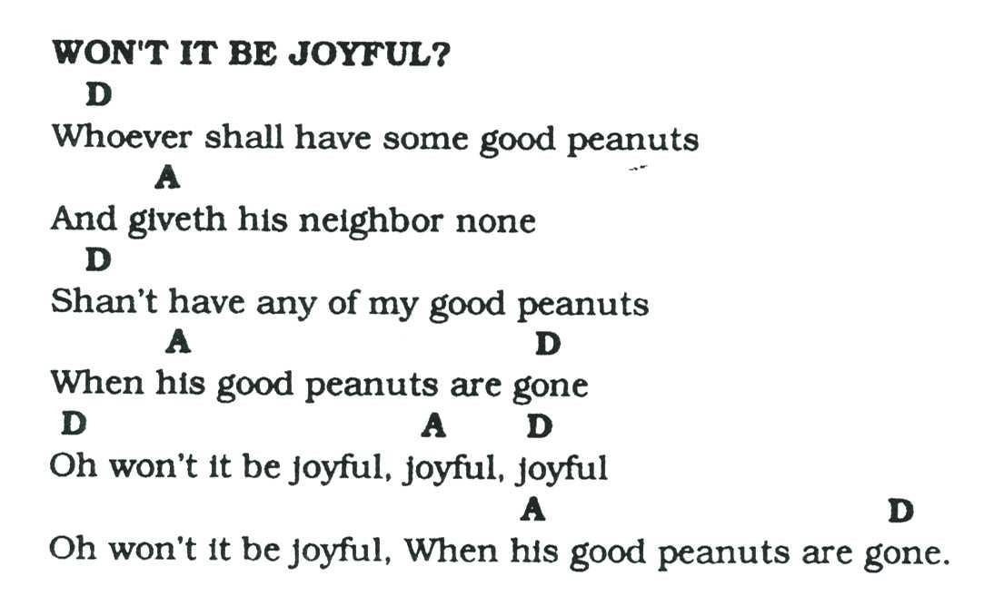 Won't It Be Joyful