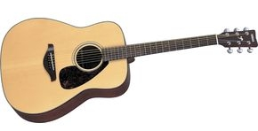 Click to buy Yamaha Acoustic Guitars: FG700S Folk from Musician's Friends!