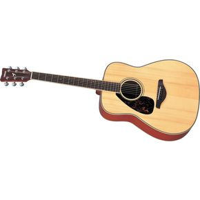 Click to buy Yamaha Acoustic Guitars: FG720SL Left-Handed Folk from Musician's Friends!