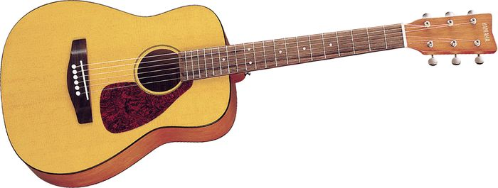 Click to buy Yamaha Acoustic Guitars: JR1 Mini Folk Guitar from Musician's Friends!