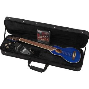 Click to buy Washburn Acoustic Guitars: Rover Travel from Musician's Friends!